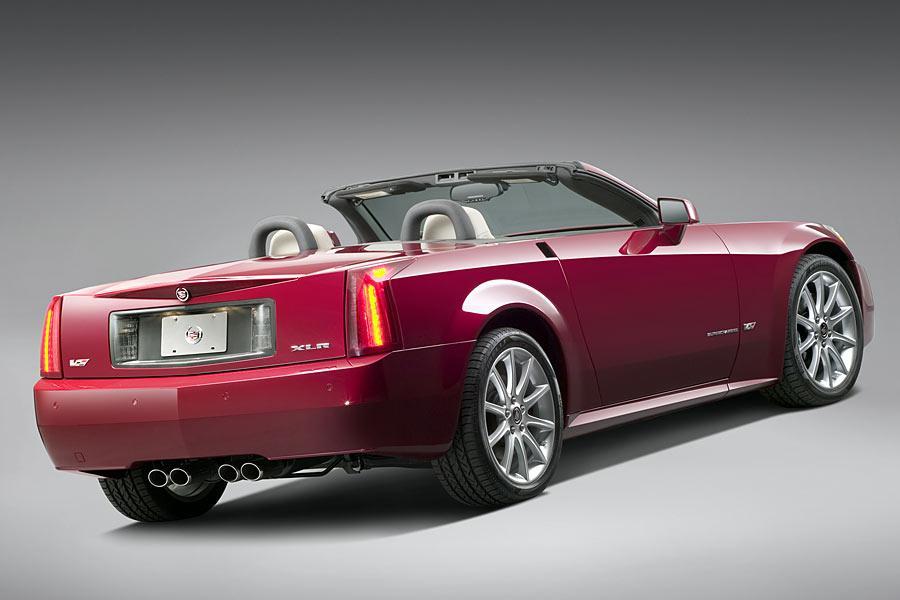 2006 Cadillac XLR Photo 3 of 15