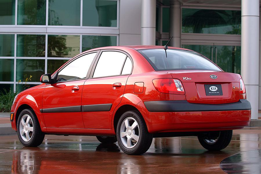 2006 Kia Rio Reviews Specs And Prices Cars Com