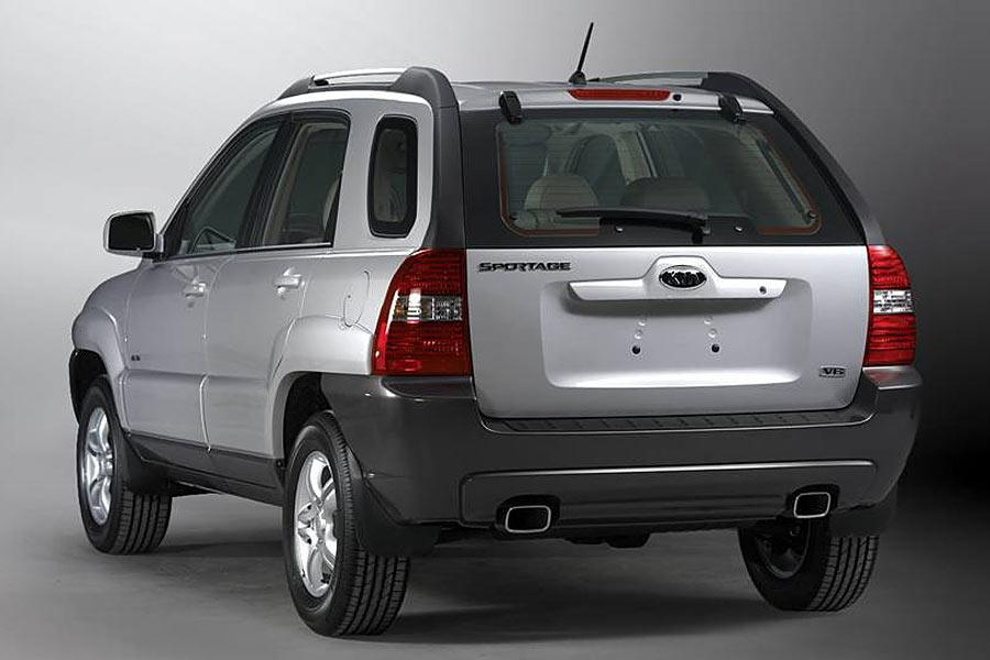 2005 kia sportage reviews specs and prices. Black Bedroom Furniture Sets. Home Design Ideas