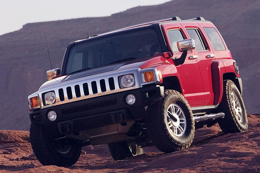2006 Hummer H3 Photo 2 of 10