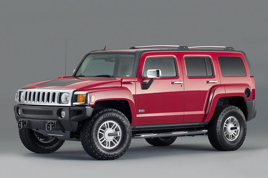 2006 Hummer H3 Photo 5 of 10