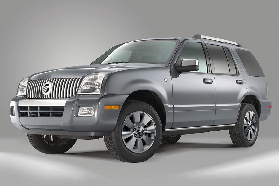 2006 mercury mountaineer overview. Black Bedroom Furniture Sets. Home Design Ideas