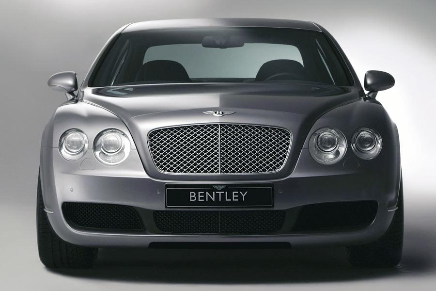 2006 Bentley Continental Flying Spur Photo 2 of 9