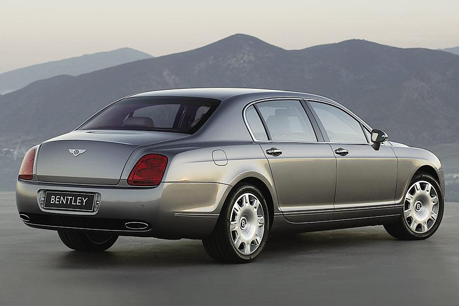 2006 Bentley Continental Flying Spur Overview Cars Com