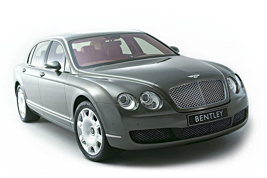 2006 Bentley Continental Flying Spur Photo 5 of 9