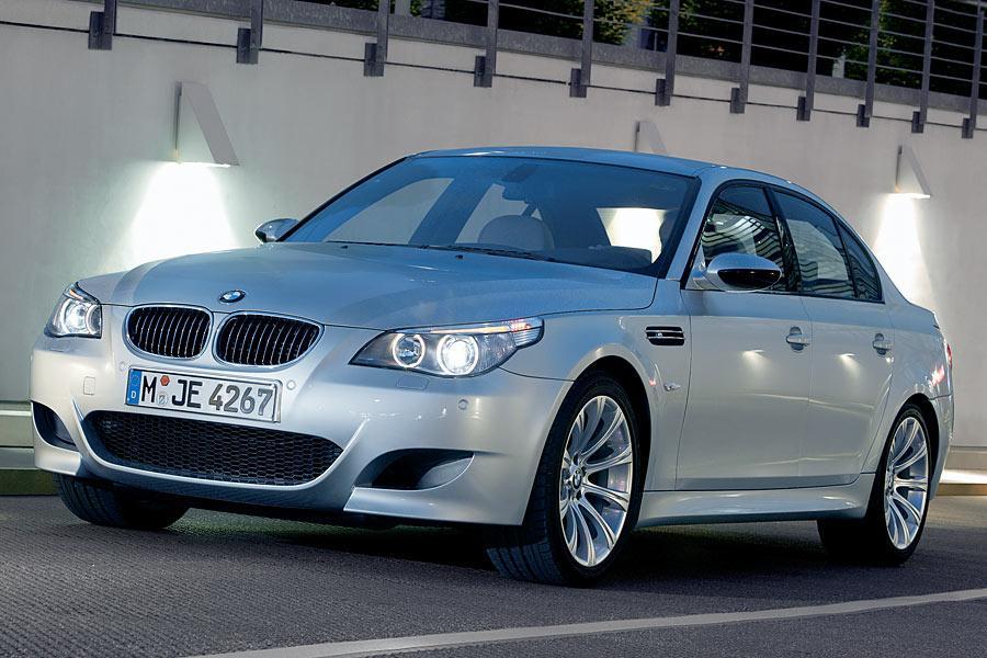 2006 BMW M5 Photo 4 of 9