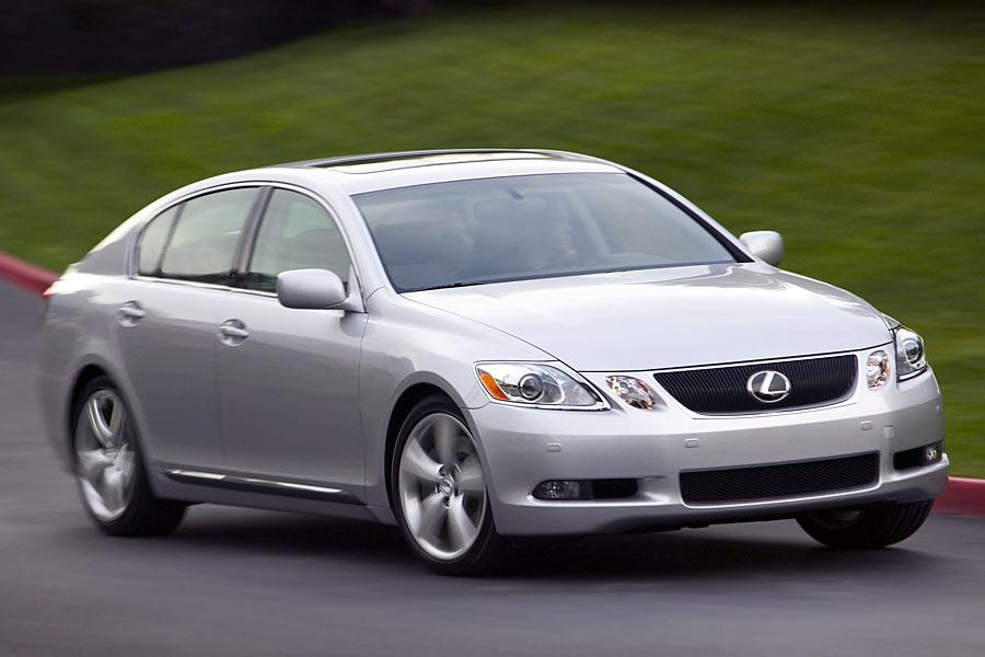 2006 lexus gs 430 reviews specs and prices. Black Bedroom Furniture Sets. Home Design Ideas