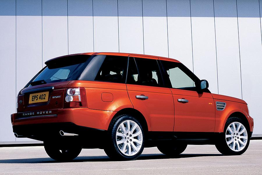 2006 land rover range rover sport overview. Black Bedroom Furniture Sets. Home Design Ideas