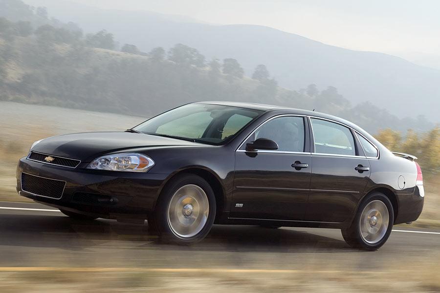 2006 Chevrolet Impala Photo 3 of 10