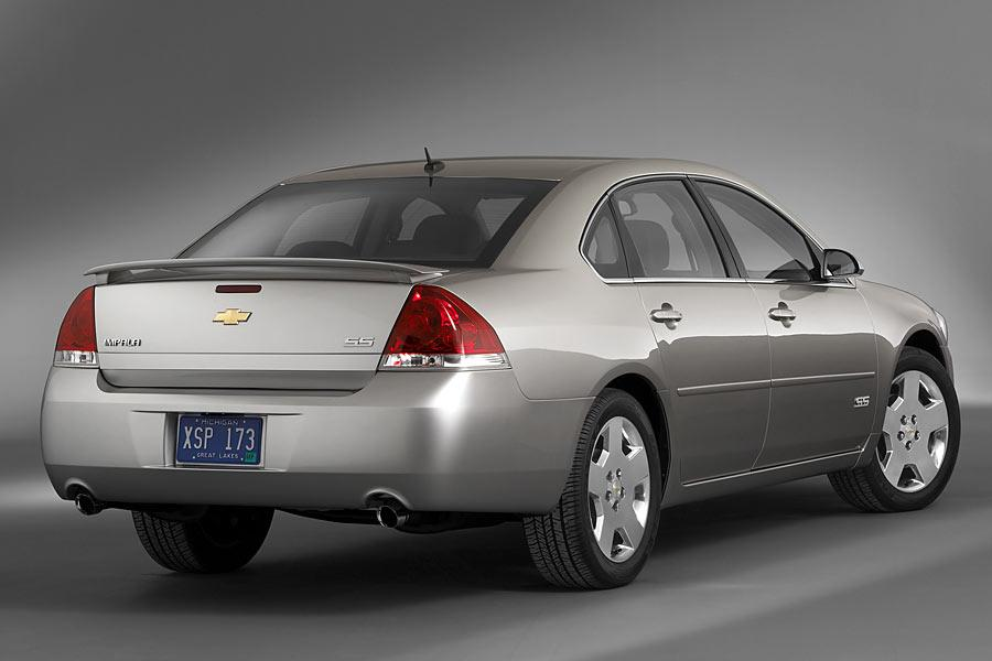 2006 chevrolet impala overview. Black Bedroom Furniture Sets. Home Design Ideas