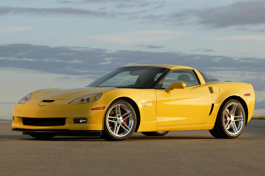 2006 Chevrolet Corvette Overview Cars Com