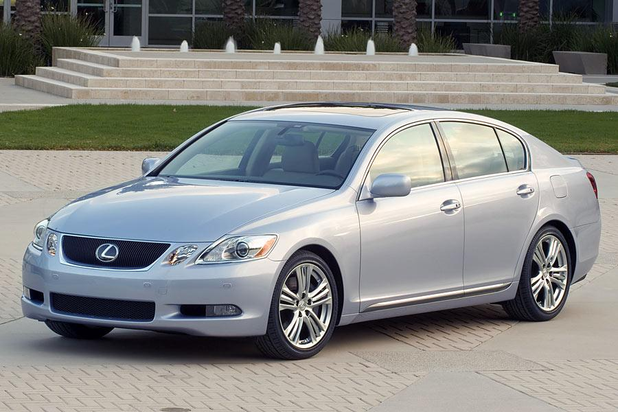 2007 Lexus GS 450h Photo 2 of 18