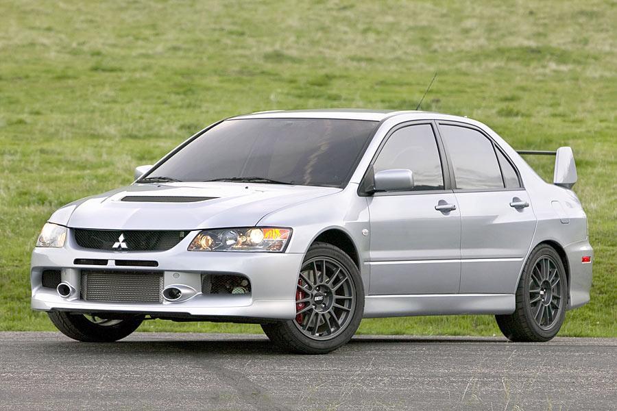 2006 Mitsubishi Lancer Evolution Overview Cars Com