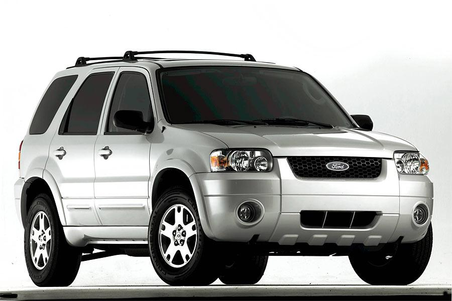 2006 Ford Escape Overview  Carscom