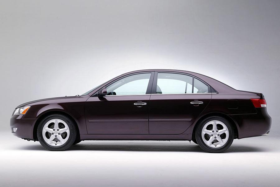 2006 Hyundai Sonata Photo 4 of 9