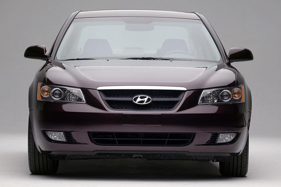 2006 Hyundai Sonata Overview Cars