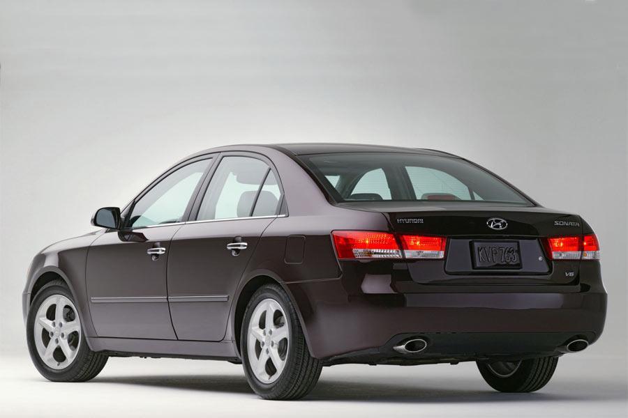 on 1998 Hyundai Sonata