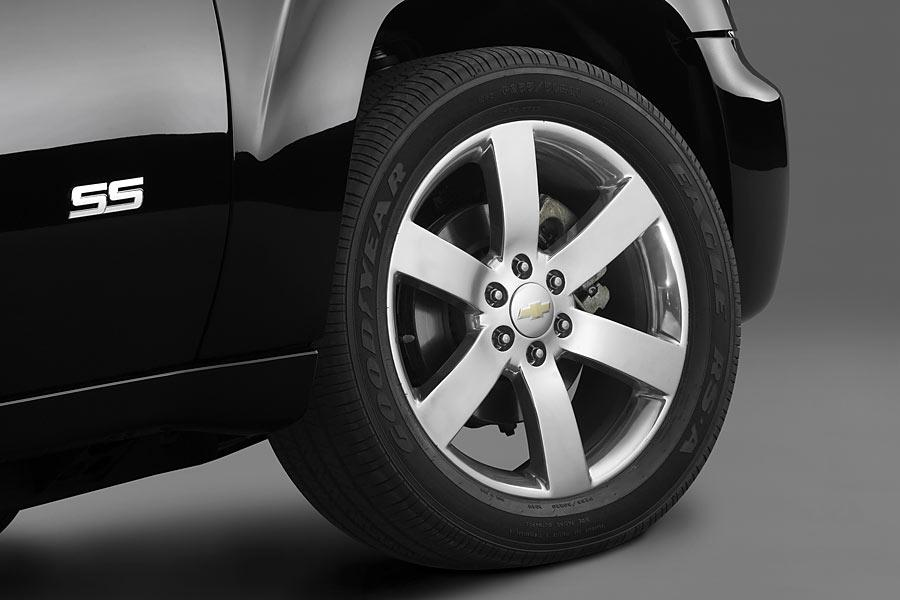 2006 trailblazer tire size - Siteze