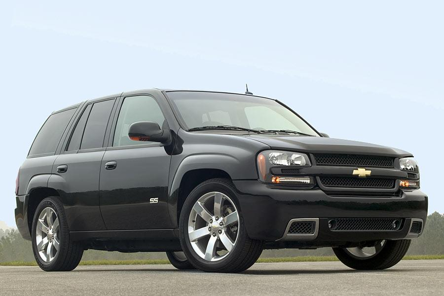 2006 Chevrolet TrailBlazer Specs, Pictures, Trims, Colors ...