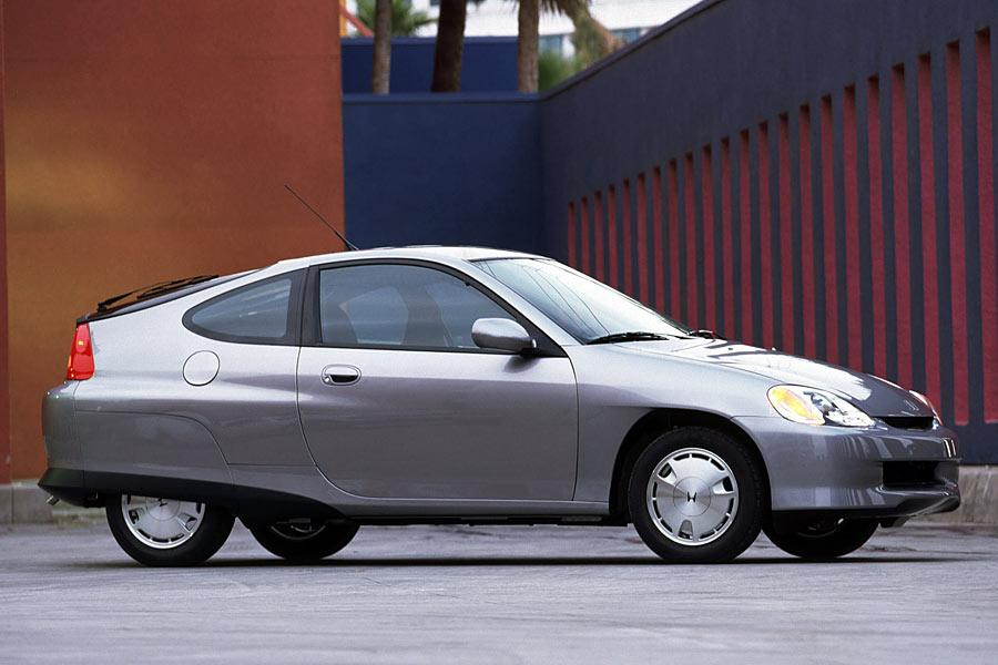 2005 Honda Insight Photo 3 of 5