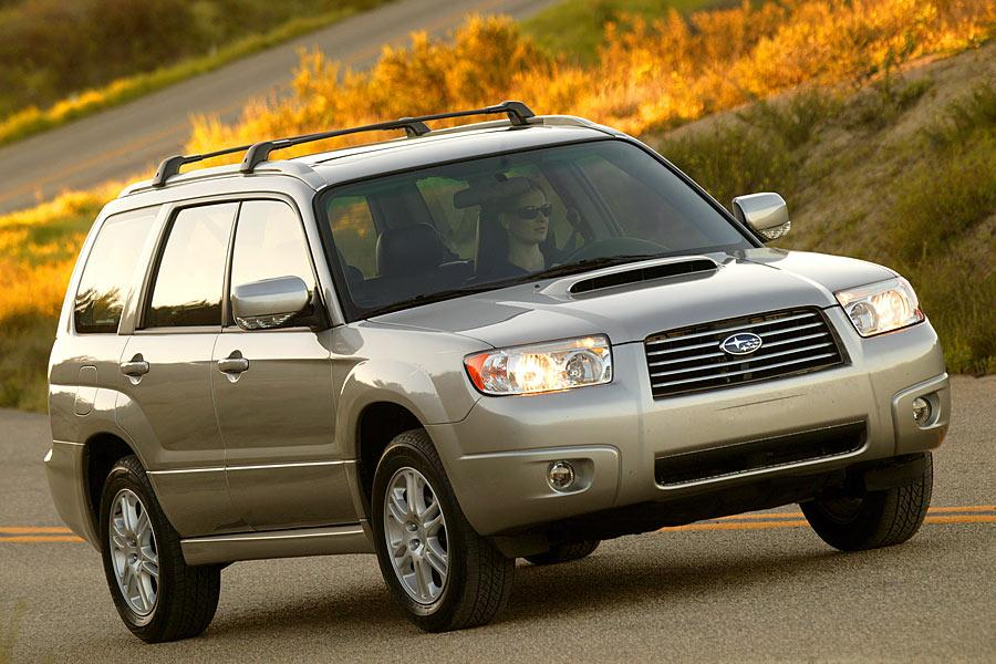 2006 subaru forester overview. Black Bedroom Furniture Sets. Home Design Ideas