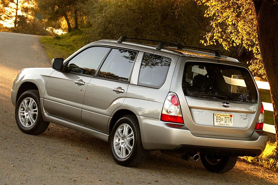 2006 Subaru Forester Overview