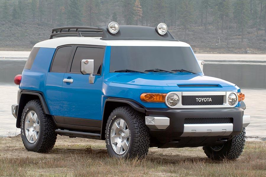 2007 toyota fj cruiser specs pictures trims colors. Black Bedroom Furniture Sets. Home Design Ideas