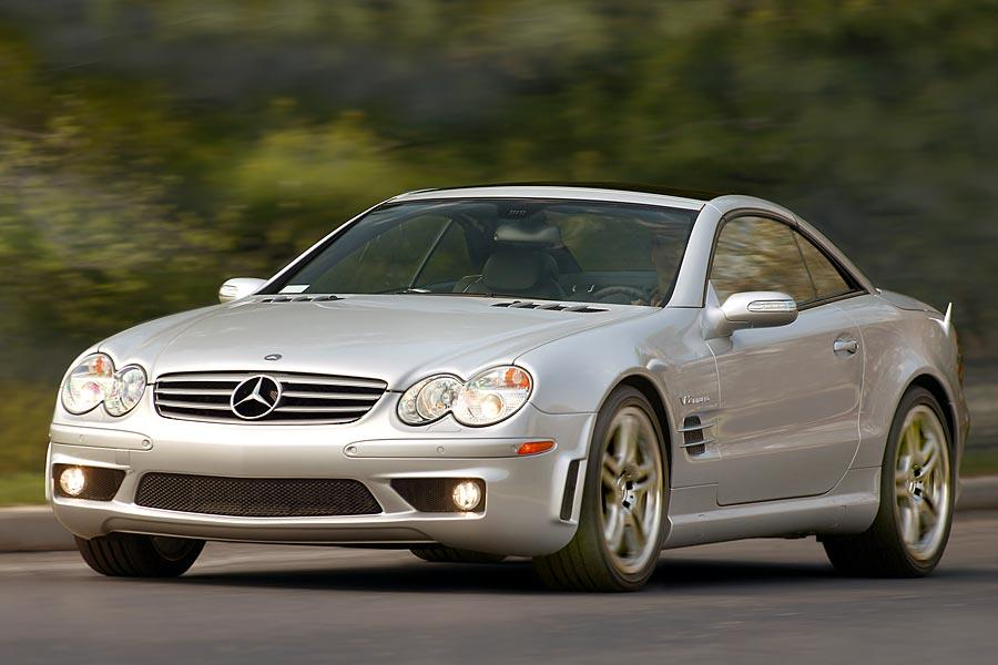 2006 Mercedes-Benz SL-Class Photo 1 of 12