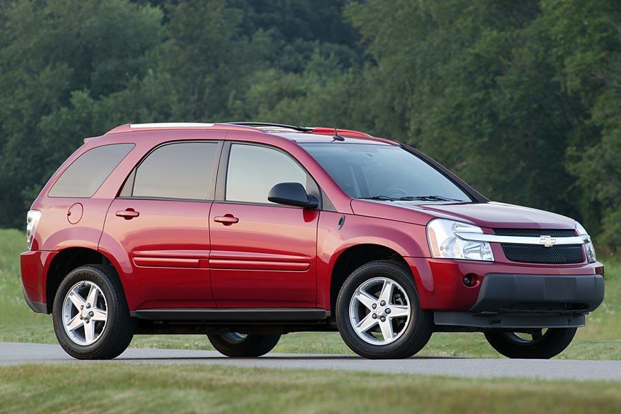 2006 Chevrolet Equinox Photo 2 of 8
