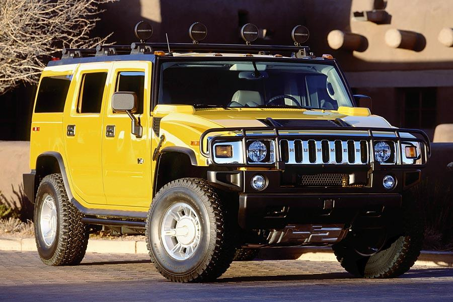 2006 Hummer H2 Photo 1 of 8