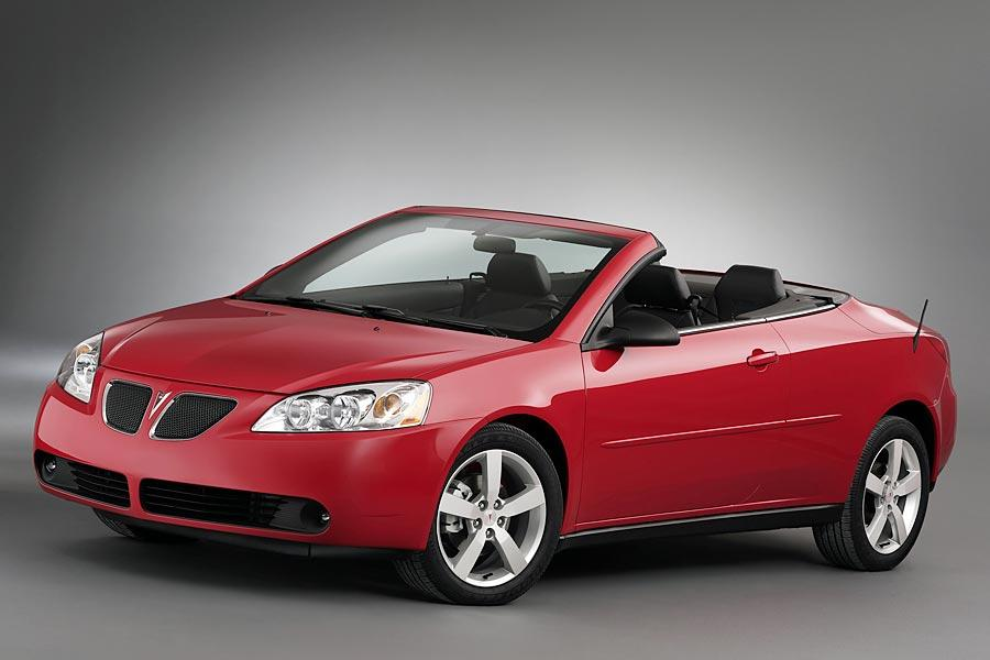 2006 Pontiac G6 Reviews Specs And Prices Cars Com