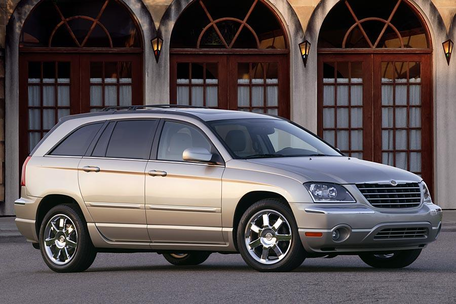 2006 Chrysler Pacifica Photo 3 of 3