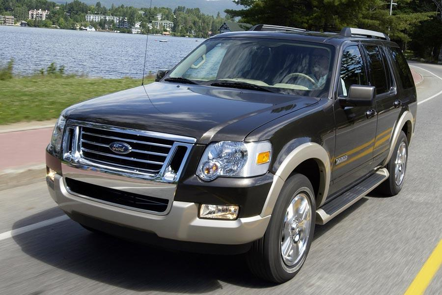 2006 ford explorer specs pictures trims colors. Black Bedroom Furniture Sets. Home Design Ideas