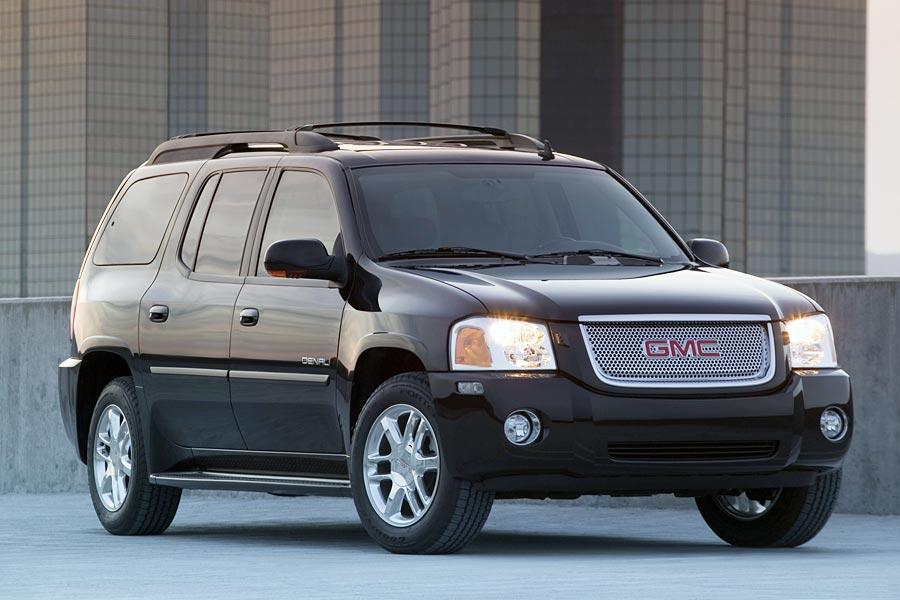 2006 gmc envoy xl overview. Black Bedroom Furniture Sets. Home Design Ideas