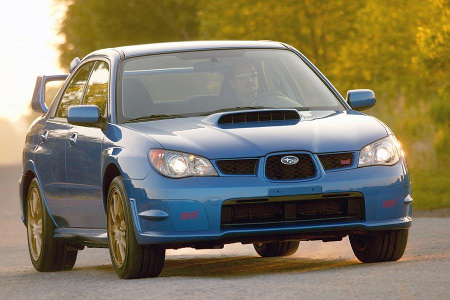 2006 Subaru Impreza Photo 1 of 14