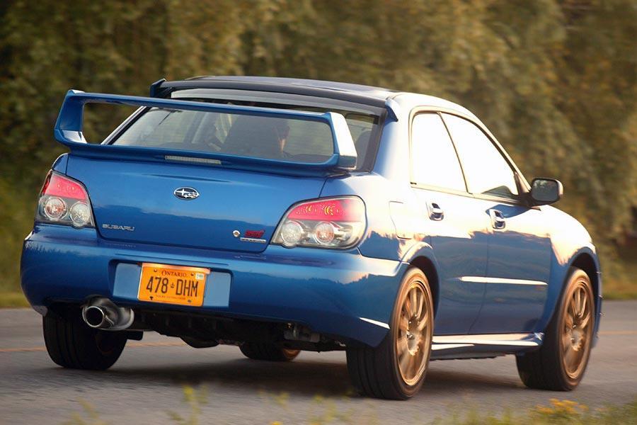 2006 Subaru Impreza Photo 3 of 14