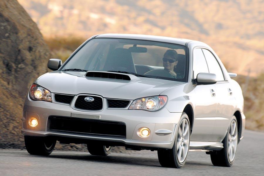 2006 Subaru Impreza Photo 5 of 14