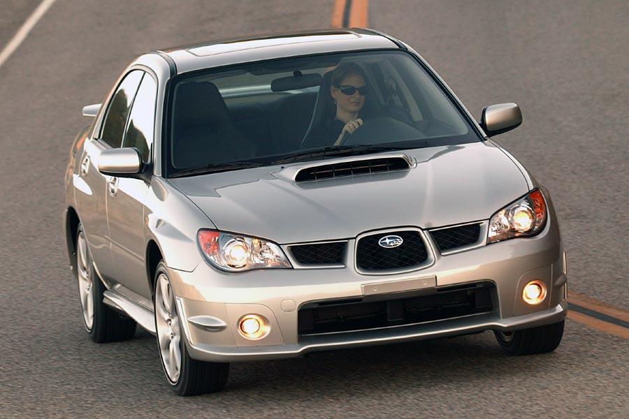 Baby Driver Subaru >> 2006 Subaru Impreza Overview | Cars.com