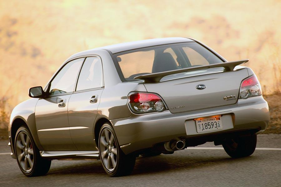 2006 Subaru Impreza Specs Pictures Trims Colors Cars Com
