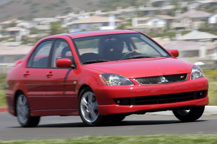 2006 Mitsubishi Lancer Photo 3 of 5