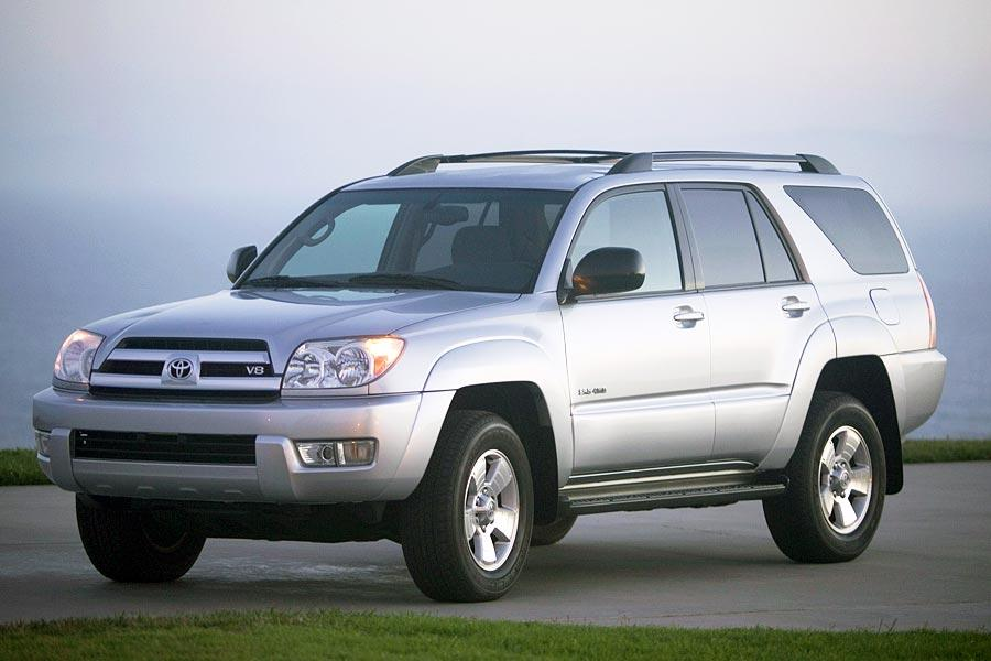 2006 toyota 4runner overview. Black Bedroom Furniture Sets. Home Design Ideas