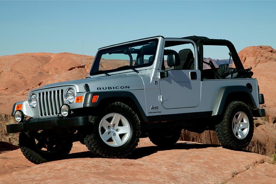 2006 Jeep Wrangler Photo 2 of 8