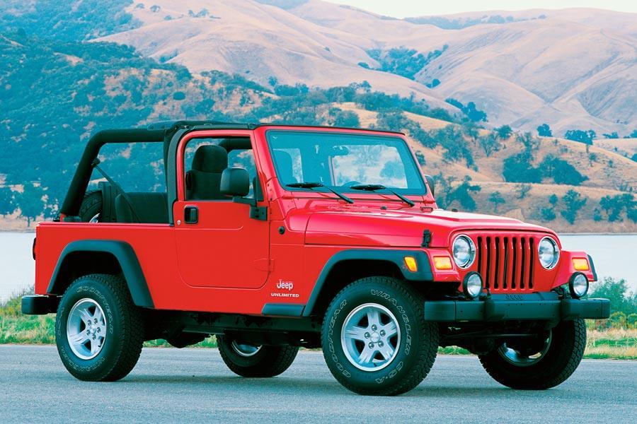 2006 Jeep Wrangler Photo 3 of 8