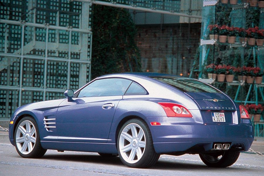 2006 chrysler crossfire overview. Black Bedroom Furniture Sets. Home Design Ideas
