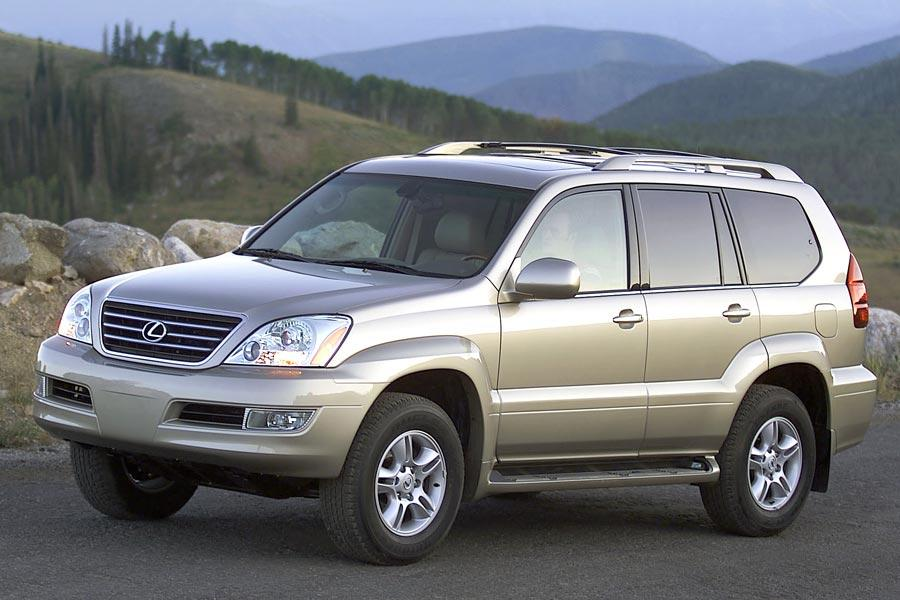 2006 Lexus GX 470 Photo 1 of 6