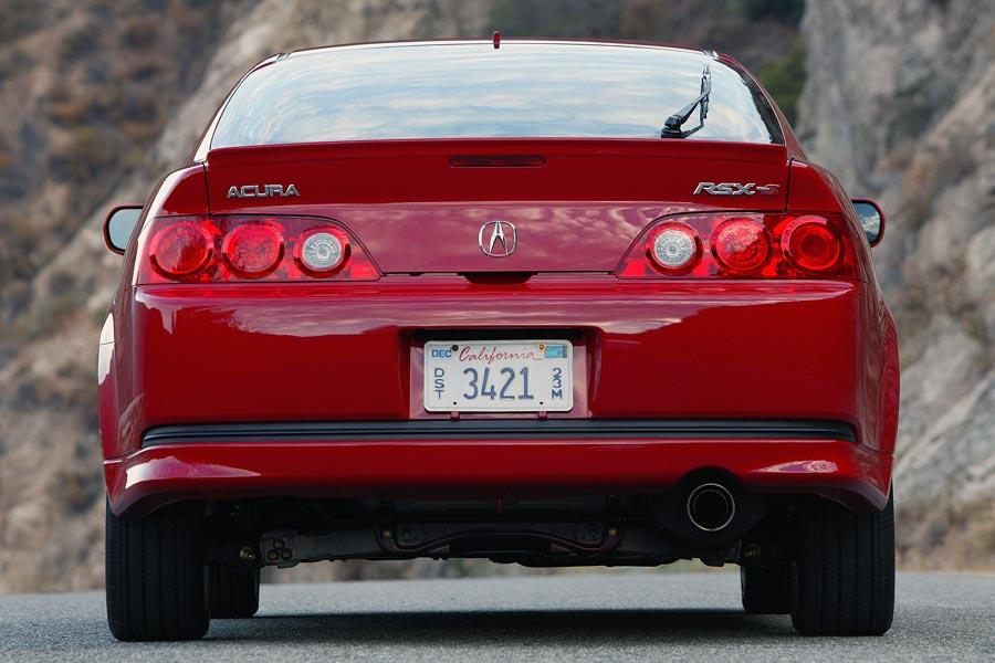 Acura RSX Coupe Models, Price, Specs, Reviews | Cars.com