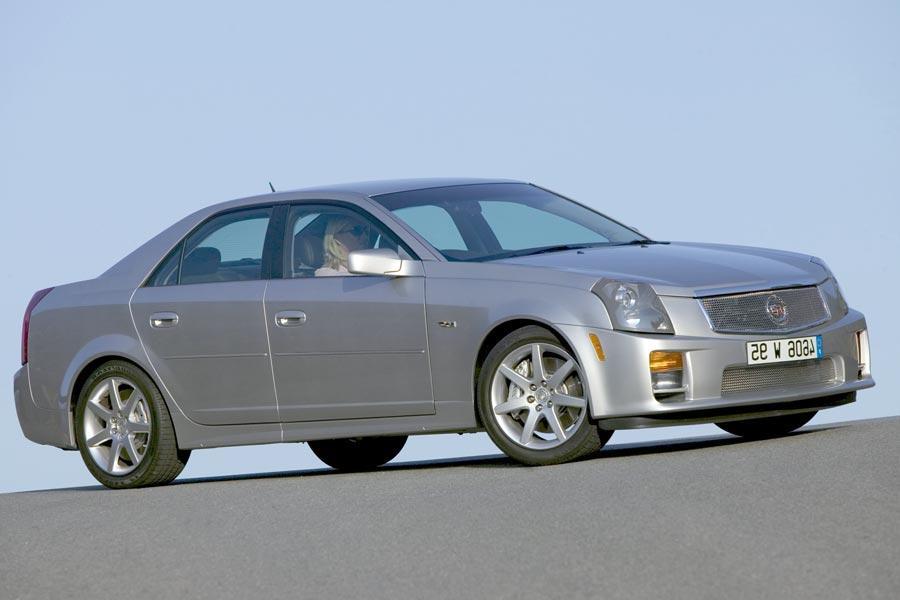 2006 Cadillac CTS Photo 5 of 9