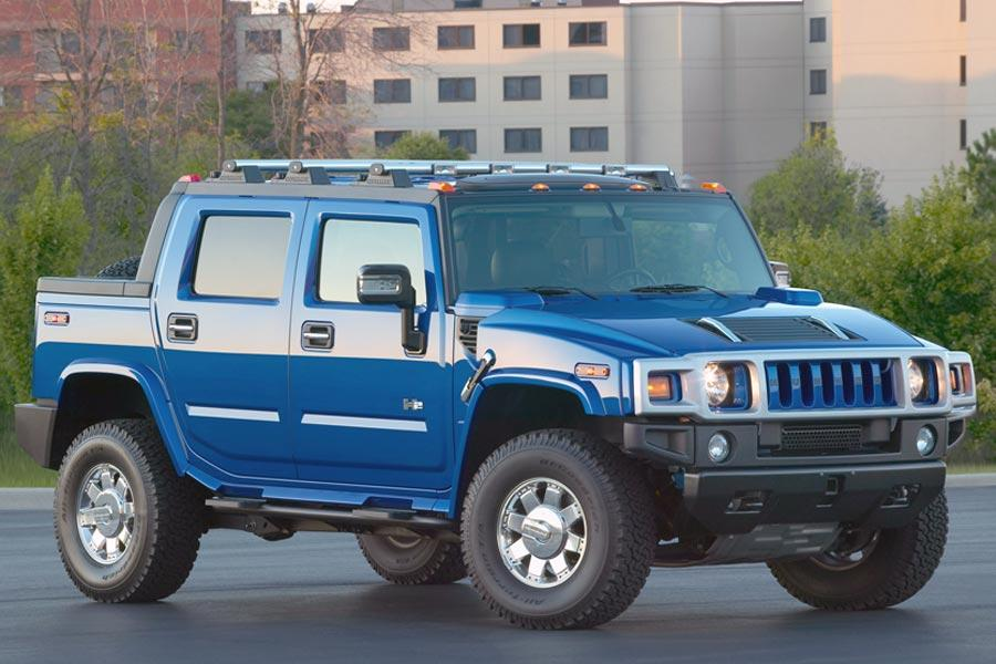 2006 Hummer H2 Photo 2 of 8