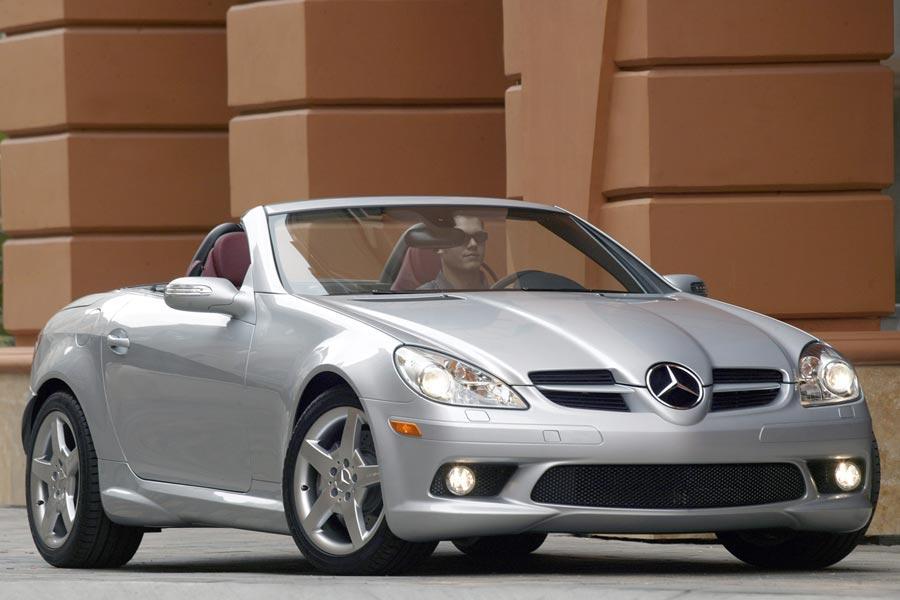 2006 Mercedes-Benz SLK-Class Photo 1 of 11