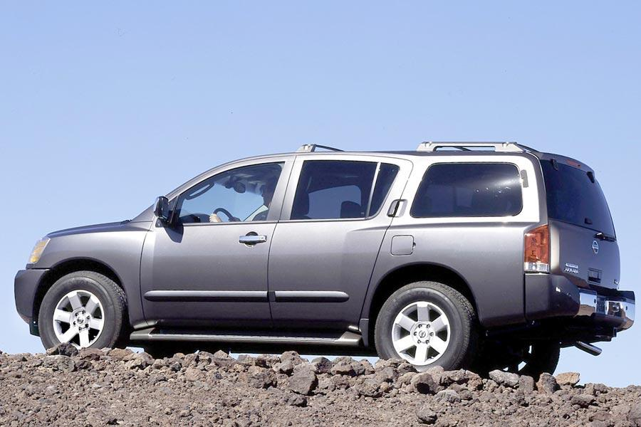 2006 nissan armada reviews specs and prices. Black Bedroom Furniture Sets. Home Design Ideas